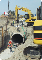 Pipe Excavation