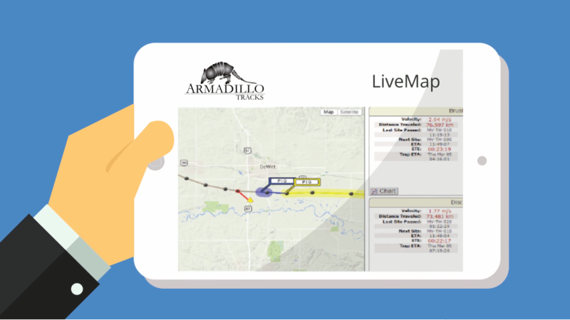 LiveMap drawing
