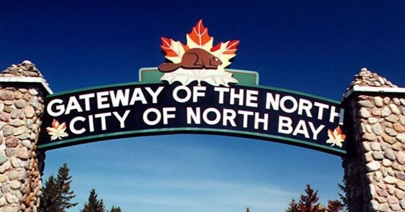Gateway of The North City of North Bay